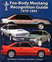 Fox Body Mustang Recognition Guide (79-93)