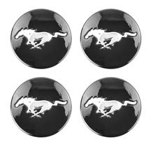 Mustang Ford Center Caps  - Running Pony (15-19)