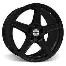Mustang Saleen Wheel - 18x10 Black (94-04)