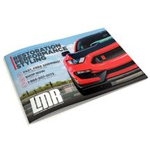 Late Model Restoration 2015-2017 Mustang Parts Catalog
