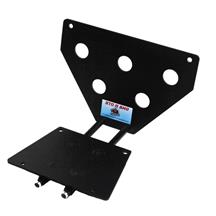 Mustang Sto N Sho Detachable License Plate Bracket   - C/S & Shelby GT (07-09)