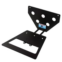 Mustang Sto N Sho Detachable License Plate Bracket  - Roush (10-12)