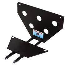 Mustang Sto N Sho Detachable License Plate Bracket  - Roush Stage 1/RS (15-17)