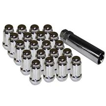F-150 SVT Lightning Spline Drive Lug Nut Kit  Chrome (00-04)