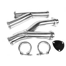 Mustang On3 Y Pipe Kit (87-93)