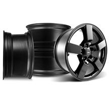 F-150 SVT Lightning 2001 Style Lightning Wheel Kit- 20x9 Gloss Black (93-95)