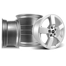 F-150 SVT Lightning 2001 Style Lightning Wheel Kit - 20x9 Silver (93-95)