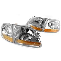 F-150 SVT Lightning Harley Davidson Edition Headlight & Corner Kit (99-04)