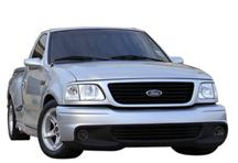 F-150 SVT Lightning SVE Smoked Fog Light Tint (99-00)