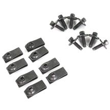 F-150 SVT Lightning Front Air Dam Hardware Kit (93-95)