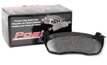 F-150 SVT Lightning Rear Brake Pads - Stock Replacement (99-04)