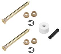 F-150 SVT Lightning Door Hinge Pin & Bushing Kit with Lower Hinge Roll (93-95)