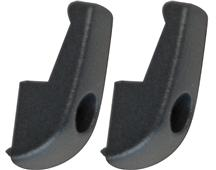 F-150 SVT Lightning Coat Hook Pair (93-95)