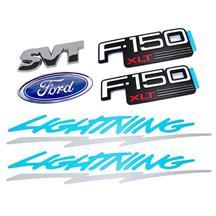 F-150 SVT Lightning Emblem Kit (1995)