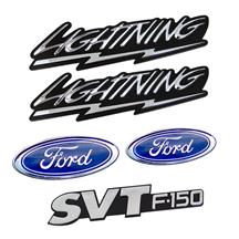 F-150 SVT Lightning Emblem Kit (99-04)