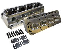 F-150 SVT Lightning Trick Flow  Twisted Wedge 170cc Cylinder Heads  (93-95) 5.8L