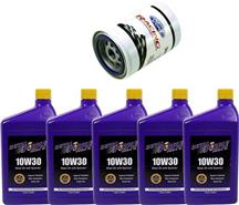 F-150 SVT Lightning Royal Purple Oil Change Kit - 10W30 (1993)