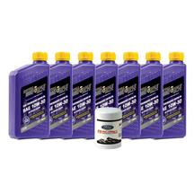 F-150 SVT Lightning Royal Purple Oil Change Kit, 10W30 (99-00)