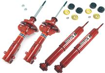 Mustang Lakewood 70/30 Drag Shock & Strut Kit (05-14)
