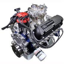 Ford Performance 347ci X2347D Street Cruiser-Dressed Crate Engine  - X2 Heads - Rear Sump Pan