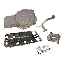 Ford Performance Mustang 2020 GT500 Aluminum Oil Pan And Pump Kit (15-20) 5.0/5.2 M-6675-M52S