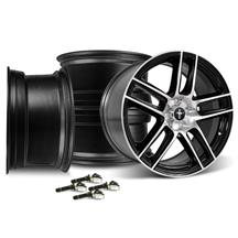 Mustang Ford Performance 2012 Boss 302 Laguna Seca Wheel Kit 19X9/10 Charcoal (05-14)
