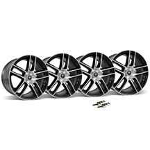 Mustang 2012 Boss 302 Laguna Seca Wheel Kit 19X9/10 Charcoal (05-14)