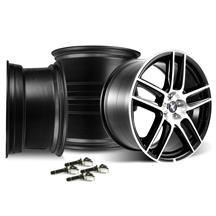 Mustang Ford Performance Boss 302S Wheel Kit 19X9 Machined Black (05-14)