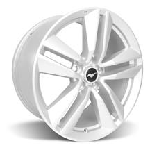 "Mustang Ford Racing EcoBoost Performance Package Wheel 19x9"" Sparkle Silver (15-17)"