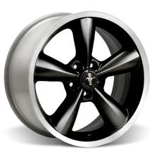 Mustang Ford Racing Bullitt Wheel 18X8.5  Black  (05-16)