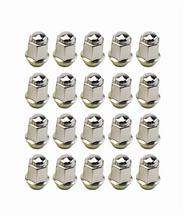 Mustang Ford Racing Acorn Lug Nuts Chrome