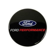 Ford Performance Mustang Black Center Cap (15-20) M-1096-FP3