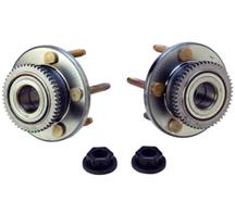 "Ford Performance Mustang Front Hub Pair with 3"" Arp Studs (05-14) M-1104-A"