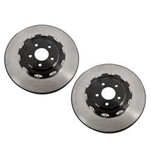 "Mustang Ford Performance Shelby GT500 14"" 2 Piece Rotor Pair (07-14)"