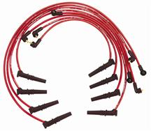 Mustang Ford Performance Plug Wire Set  - Red (96-98) 4.6L 2V