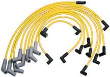 Mustang Ford Racing Spark Plug Wire Set Yellow (79-95) 5.0L 5.8L