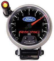 Ford Racing Tachometer w/ Shift Light - 3-3/4""