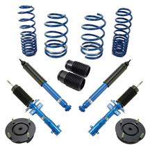 Mustang Ford Racing Adjustable Shock, Strut & Spring Kit (05-14)
