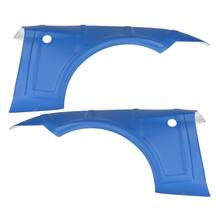 Mustang Ford Performance Fender Cover Pair Blue (15-17)