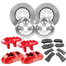 Mustang Ford Performance  GT350 Brake Upgrade Kit (15-18)
