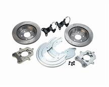 Mustang Ford Racing Rear Brake Caliper Bracket Kit (94-04)