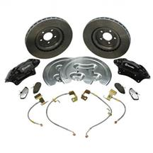 "Ford Performance Mustang Front Brake Kit - 4 Piston - 14"" (05-14) M-2300-S"