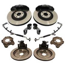 Mustang Ford Racing  GT500 Brembo Brake Kit (05-14)