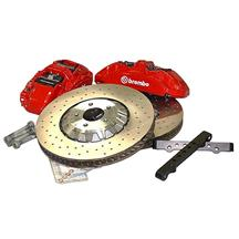 Mustang Ford Performance GT350R Brake Upgrade Kit for GT/EB (15-18)