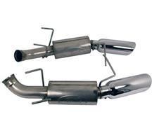 Mustang Ford Racing Sport Axle-Back Exhaust Kit (11-12)