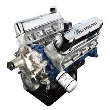 Ford Performance 363 Cubic Inch Boss Crate Engine  - Z2 Heads - Rear Sump