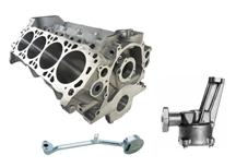 Mustang Ford Racing 5.0L Boss 302 Engine Block Kit (79-95)