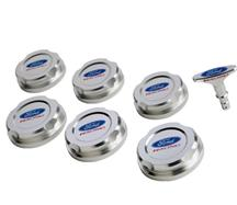 Mustang Ford Racing Billet Engine Cap Kit  (07-12)