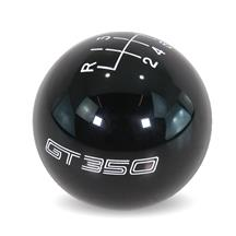 Ford Performance Mustang GT350 Shift Knob  - Black (15-20) M-7213-M8SB