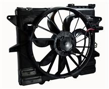 Mustang Ford Racing V8 Engine Cooling Fan Assembly Upgrade (05-14)